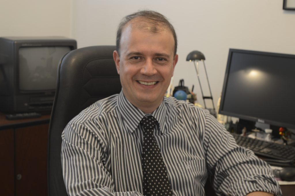 Fundador da Bavini Ferreira - Paulo Bavini